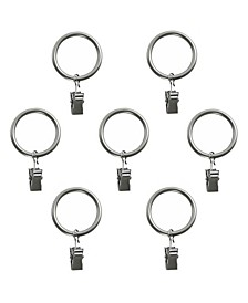 Montevilla Curtain Clip Ring for Curtain Rod Collection