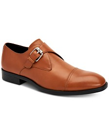 Calvin Klein Men's Channer Dress Shoes