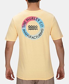 Hurley Men's Premium Viral Graphic T-Shirt