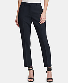 DKNY Petite Ankle Pants, Created for Macy's