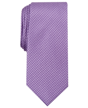 Alfani Men's Costello Mini Slim Tie, Created for Macy's