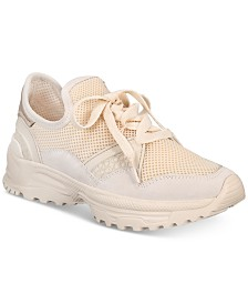 COACH C143 Mixed Mesh Sneakers
