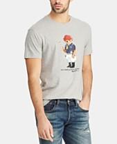 Polo Ralph Lauren Men s Classic Fit Polo Bear Cotton Shirt 73c9d365c47