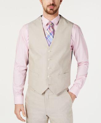 Men's Modern-Fit Flex Stretch Vest