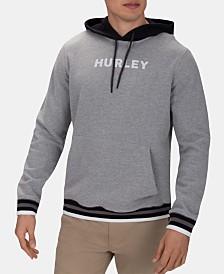 Hurley Men's East Coast Logo Pullover Hoodie