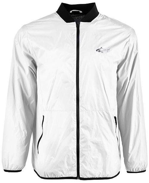 Greg Norman Men's Harlon Jacket