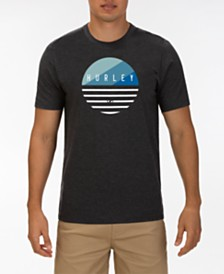 Hurley Men's Splitter Premium Graphic T-Shirt