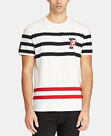 Polo Ralph Lauren Men's Active Fit P-Wing Cotton T-Shirt