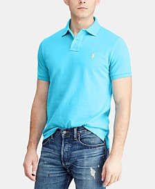 Polo Ralph Lauren Men's Big & Tall Classic Fit Cotton Mesh Polo