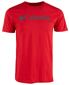Columbia Men's Fundamentals Logo Graphic T-Shirt