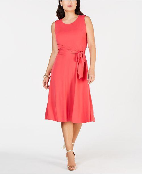 Petites ceinture Pink Charter ClubCree Belge pourAvis longue Robes Robe mi avec Pure N0OPkXw8nZ