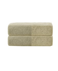 Enchante Home Incanto 2-Pc. Bath Towels Turkish Towel Set
