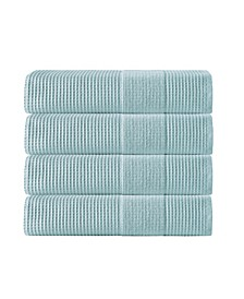 Ria 4-Pc. Bath Towels Turkish Cotton Towel Set