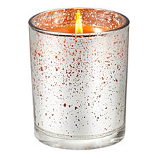 Aromatique Valencia Orange Metallic Candle