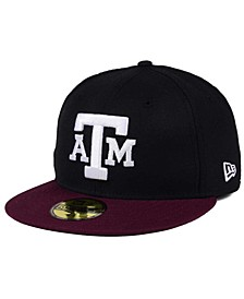 Texas A&M Aggies AC 59FIFTY-FITTED Cap