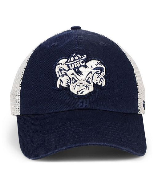 hot sale online fcf7e a0263 ... ireland 47 brand north carolina tar heels stamper closer stretch fitted  cap sports fan shop by