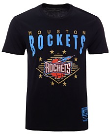 Mitchell & Ness Men's Houston Rockets Floater T-Shirt