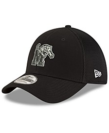 Memphis Tigers Black White Neo 39THIRTY Cap