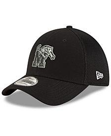 New Era Memphis Tigers Black White Neo 39THIRTY Cap