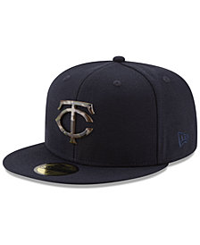 New Era Minnesota Twins Camo Capped 59FIFTY-FITTED Cap