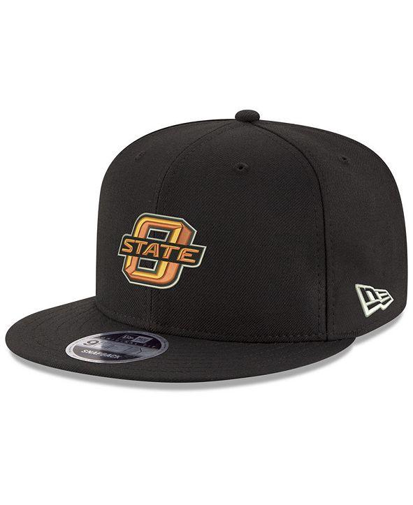 New Era Boys' Oklahoma State Cowboys Core 9FIFTY Snapback Cap