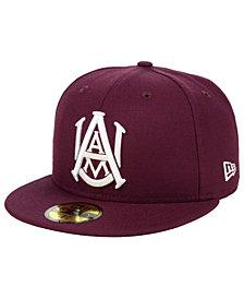 New Era Alabama A&M Bulldogs AC 59FIFTY-FITTED Cap