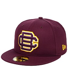 New Era Bethune Cookman University Wildcats AC 59FIFTY-FITTED Cap