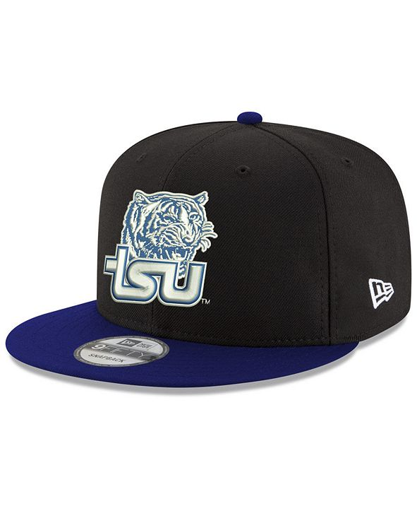 New Era Tennessee State Tigers Black Team Color 9FIFTY Snapback Cap