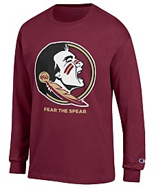 Champion Men's Florida State Seminoles Co-Branded Long Sleeve T-Shirt