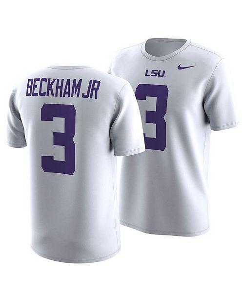 buy popular c19a6 31f80 Odell Beckham Jr. LSU Tigers Future Star T-Shirt, Big Boys (8-20)