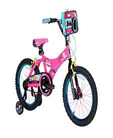 """Barbie Passport 18"""" Bike"""