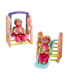My First Playground Doll Set