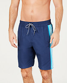 "Adidas Men's Hoopshot 9"" Swim Trunks, Created for Macy's"