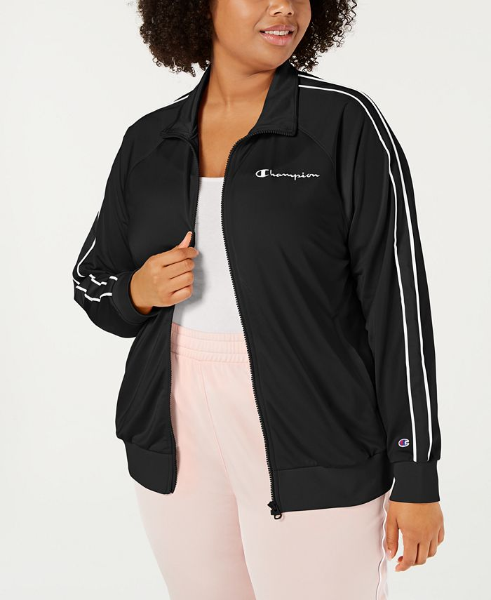 Champion - Plus Size Track Jacket