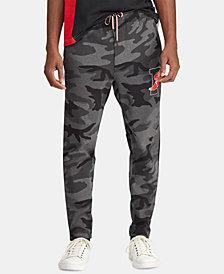 Polo Ralph Lauren Men's Big & Tall P-Wing Cotton Interlock Active Pants