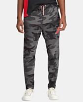 5de20f0e29d1 Polo Ralph Lauren Men s Big   Tall P-Wing Cotton Interlock Active Pants