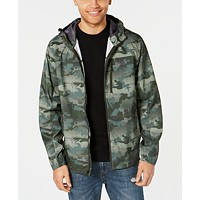 Macys deals on Hawke & Co. Outfitter Mens Hooded Rain Jacket