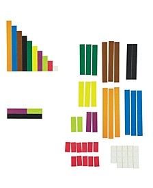 Magnetic Cuisenaire Rods