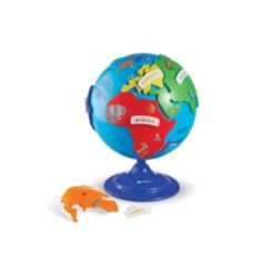 Learning Resources Learning Essentials - Puzzle Globe- 14 Pieces