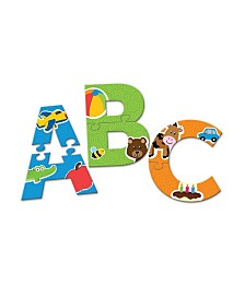 Learning Resources Alphabet Puzzle Cards 52 Pieces