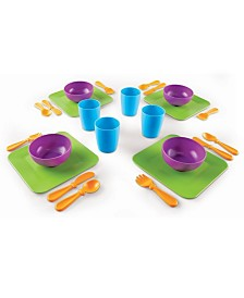 Learning Resources New Sprouts Serve It Dish Set