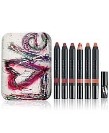 6-Pc. Love Me Nudes Natural Lip Set