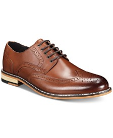 Bar III Vaughn Wingtip Oxfords, Created for Macy's