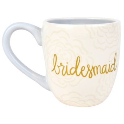 by Laura Johnson Floral Bridesmaid  Mug