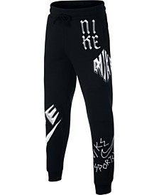 Nike Big Boys Sportswear Graphic Pants