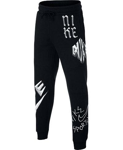 Nike Big Boys Sportswear Graphic Pants