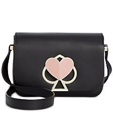 kate spade new york Nicola Twistlock Mini Shoulder Bag