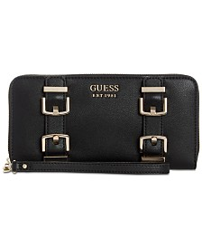 GUESS Jori Zip Around Wallet