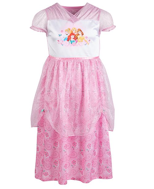 AME Little & Big Girls Princesses Nightgown