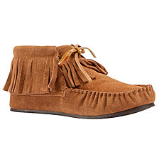 Lamo Women's Ava Moccasin Booties